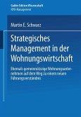 Strategisches Management in der Wohnungswirtschaft (eBook, PDF)