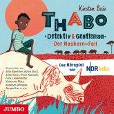 Thabo. Detektiv & Gentleman. Der Nashorn Fall. Das Hörspiel (MP3-Download)