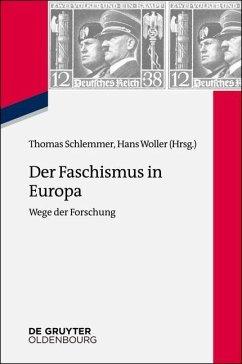 Der Faschismus in Europa (eBook, PDF)