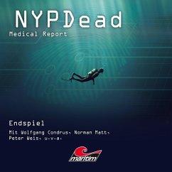 NYPDead - Medical Report, Folge 7: Endspiel (MP3-Download)