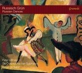Russisch Grün-Russian Dances