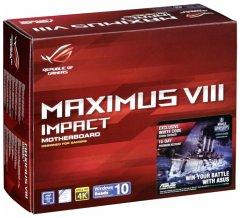 Asus Maximus VIII Impact Gaming Mainboard