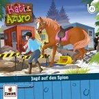 Kati & Azuro - Jagd auf den Spion, 1 Audio-CD