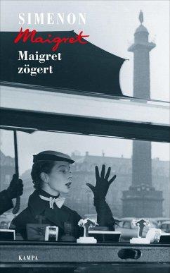 Maigret zögert / Kommissar Maigret Bd.68 (eBook, ePUB) - Simenon, Georges