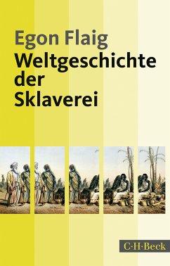 Weltgeschichte der Sklaverei (eBook, ePUB) - Flaig, Egon