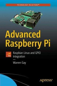 Advanced Raspberry Pi - Gay, Warren