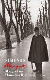 Maigret im Haus des Richters / Kommissar Maigret Bd.21 (eBook, ePUB)