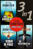 Tess Gerritsen - Krimi-Paket (3in1) (eBook, ePUB)