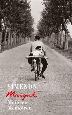 Maigrets Memoiren / Kommissar Maigret Bd.35 (eBook, ePUB) - Simenon, Georges