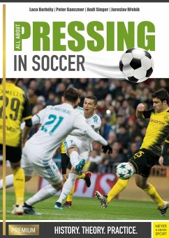All About Pressing in Soccer (eBook, PDF)
