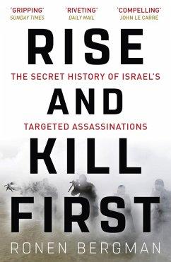 Rise and Kill First (eBook, ePUB) - Bergman, Ronen