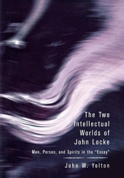 The Two Intellectual Worlds of John Locke (eBook, PDF)