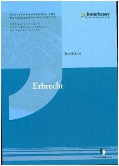 Erbrecht - Junk, Judith