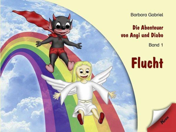 Buch-Reihe Die Abenteuer von Angi und Diabo