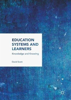 Education Systems and Learners - Scott, David