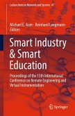 Smart Industry & Smart Education (eBook, PDF)