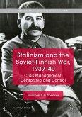 Stalinism and the Soviet-Finnish War, 1939–40 (eBook, PDF)