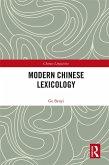 Modern Chinese Lexicology (eBook, PDF)