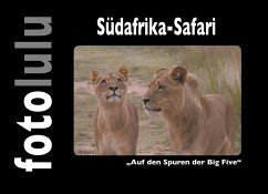 Südafrika-Safari (eBook, ePUB)