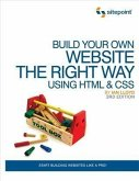 Build Your Own Website The Right Way Using HTML & CSS (eBook, PDF)