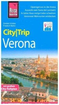 Reise Know-How CityTrip Verona - Schetar, Daniela; Köthe, Friedrich