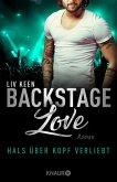 Hals über Kopf verliebt / Backstage-Love Bd.3 (eBook, ePUB)