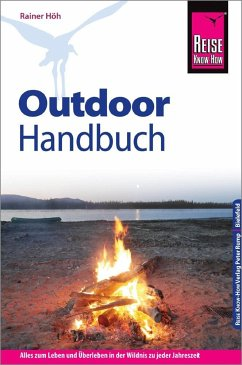 Reise Know-How Outdoor-Handbuch - Höh, Rainer