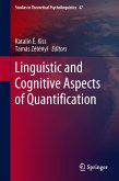 Linguistic and Cognitive Aspects of Quantification (eBook, PDF)