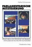 Parlamentarische Mitsteuerung (eBook, PDF)