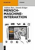 Mensch-Maschine-Interaktion (eBook, PDF)