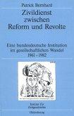Zivildienst zwischen Reform und Revolte (eBook, PDF)