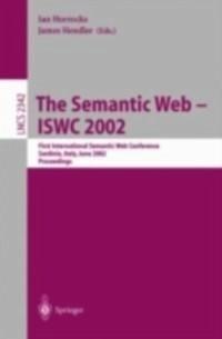 The Semantic Web - ISWC 2002 (eBook, PDF)