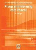 Programmierung mit Pascal (eBook, PDF)