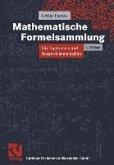 Mathematische Formelsammlung für Ingenieure und Naturwissenschaftler (eBook, PDF)