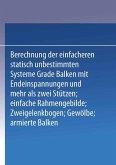 Kompendium der Statik der Baukonstruktionen (eBook, PDF)