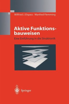 Aktive Funktionsbauweisen (eBook, PDF) - Elspass, W. J.; Flemming, Manfred
