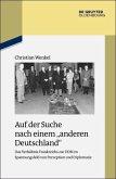 """Auf der Suche nach einem """"anderen Deutschland"""" (eBook, PDF)"""