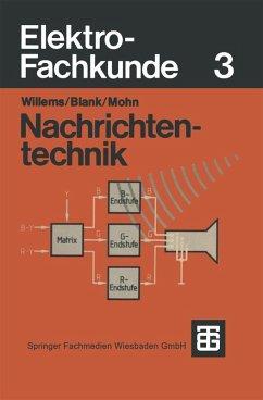 Elektro-Fachkunde (eBook, PDF) - Willems, Helmuth; Mohn, Hans; Blank, Dieter