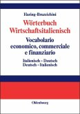 Wörterbuch Wirtschaftsitalienisch Vocabulario economico, commerciale e finanziario (eBook, PDF)