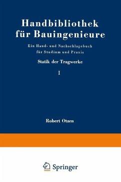Statik der Tragwerke (eBook, PDF) - Kaufmann, Walther