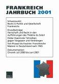 Frankreich-Jahrbuch 2001 (eBook, PDF)