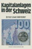 Kapitalanlagen in der Schweiz (eBook, PDF)