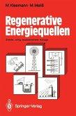 Regenerative Energiequellen (eBook, PDF)