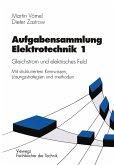 Aufgabensammlung Elektrotechnik 1 (eBook, PDF)