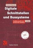 Digitale Schnittstellen und Bussysteme (eBook, PDF)