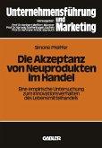 Die Akzeptanz von Neuprodukten im Handel (eBook, PDF)