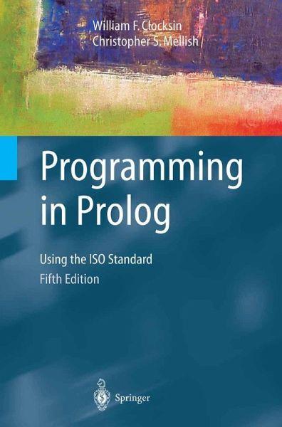 Programming in Prolog (eBook, PDF)