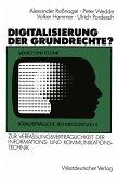 Digitalisierung der Grundrechte? (eBook, PDF)