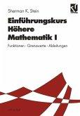 Einführungskurs Höhere Mathematik I (eBook, PDF)