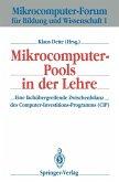 Mikrocomputer-Pools in der Lehre (eBook, PDF)